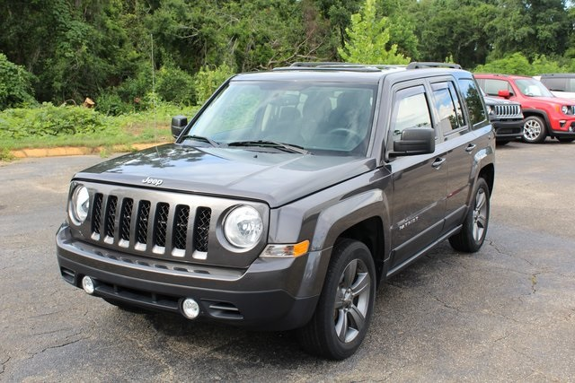 Pre-Owned 2015 Jeep Patriot High Altitude