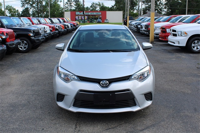 Pre-Owned 2016 Toyota Corolla S