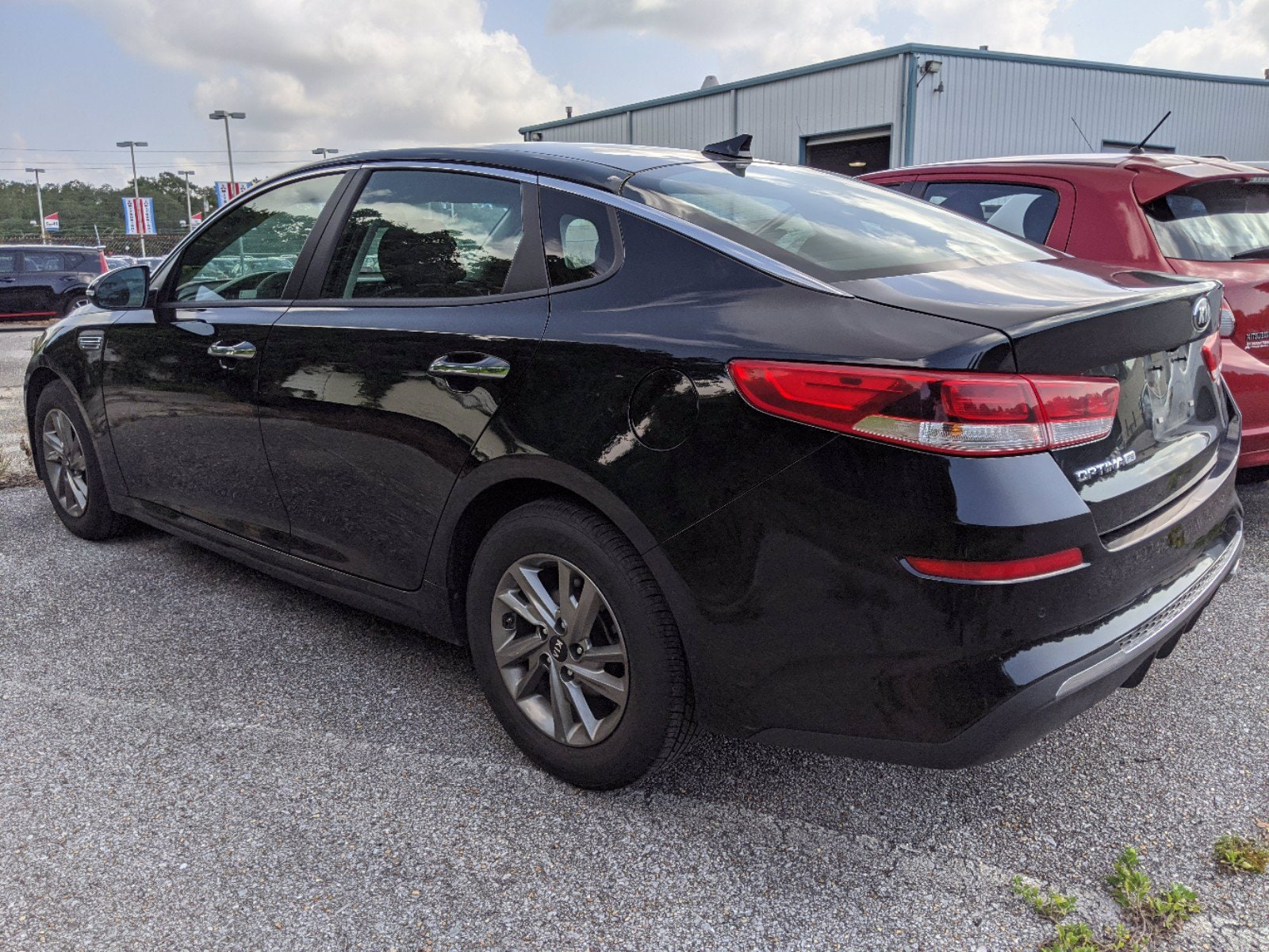 Pre-Owned 2019 Kia Optima S