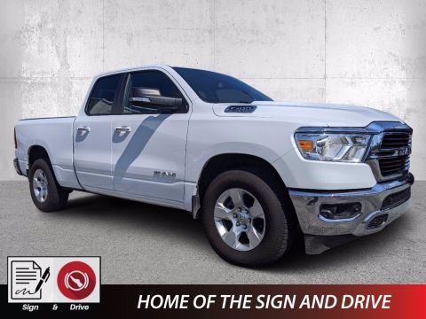 Pre-Owned 2019 Ram All-New 1500 Big Horn/Lone Star
