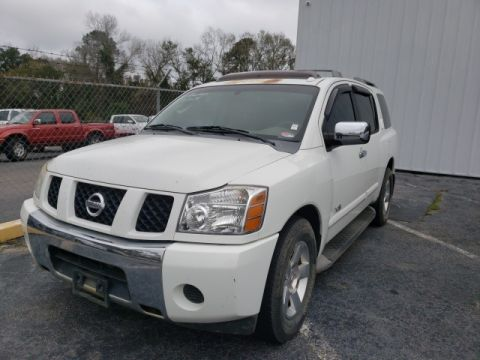 Pre-Owned 2006 Nissan Armada